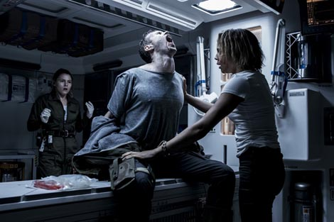 Alien: Savez (Alien: Covenant), red. Ridley Scott