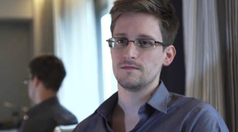 Citizenfour, red. Laura Poitras
