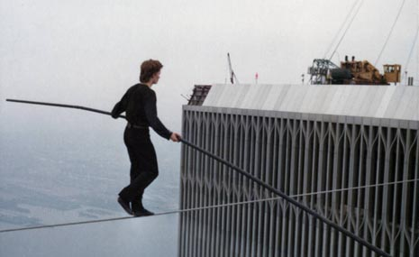 Čovjek na žici (Man on Wire), red. James Marsh