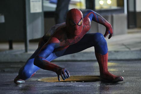 Čudesni Spider-Man (The Amazing Spider-Man), red. Marc Webb
