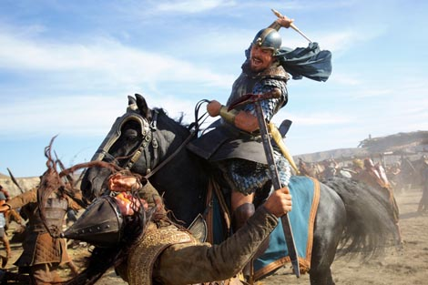 Egzodus: Bogovi i kraljevi (Exodus: Gods and Kings), red. Ridley Scott