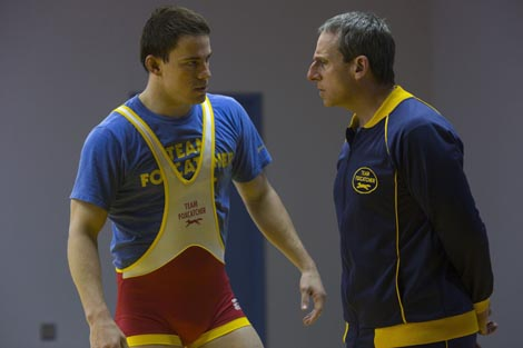 Foxcatcher, red. Bennett Miller