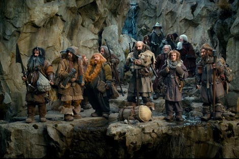 Hobit: Neočekivano putovanje (The Hobbit: An Unexpected Journey), red. Peter Jackson