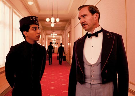 Hotel Grand Budapest (The Grand Budapest Hotel), red. Wes Anderson