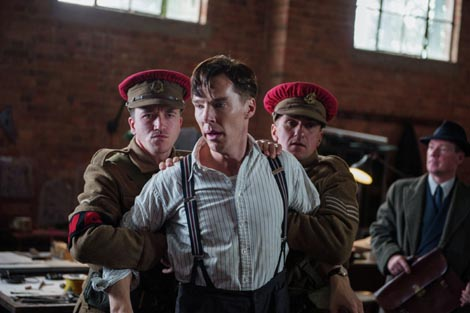 Igra oponašanja (The Imitation Game), red. Morten Tyldum