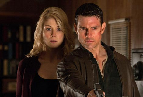 Jack Reacher, red. Christopher McQuarrie