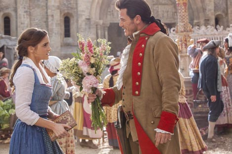 Ljepotica i zvijer (Beauty and the Beast), red. Bill Condon