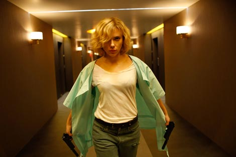 Lucy, red. Luc Besson