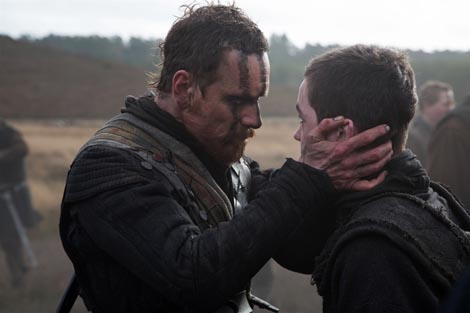 Macbeth, red. Justin Kurzel