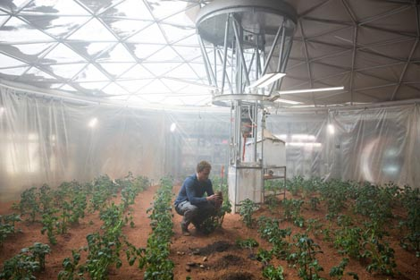 Marsovac (The Martian), red. Ridley Scott