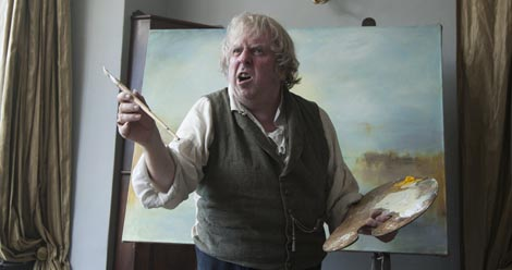 Mr. Turner, red. Mike Leigh