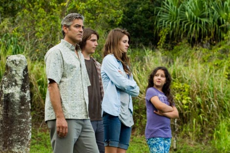 Nasljednici (The Descendants), red. Alexander Payne