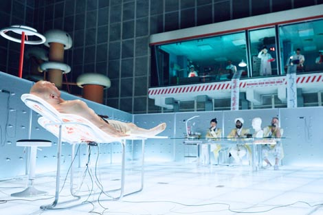 Nulti teorem (The Zero Theorem), red. Terry Gilliam