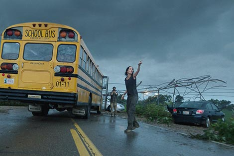 Oluja stoljeća (Into the Storm), red. Steven Quale