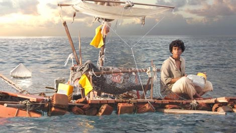 Pijev život (Life of Pi), red. Ang Lee