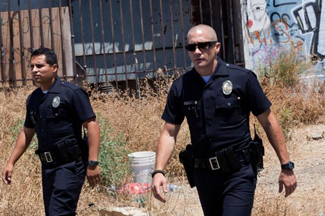 Posljednja patrola (End of Watch), red. David Ayer