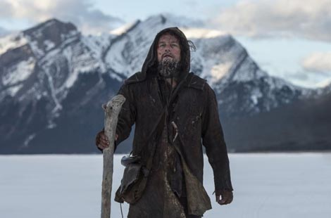 Povratnik (The Revenant), red. Alejandro G. Iñárritu