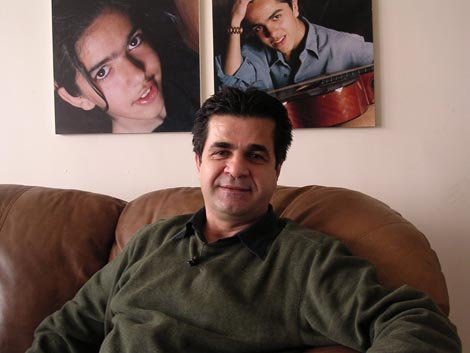 Jafar Panahi u filmu Priča o filmu (The Story of Film: An Odyssey), red. Mark Cousins