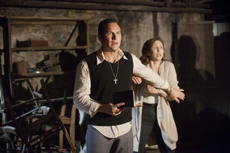 Prizivanja (The Conjuring), red. James Wan
