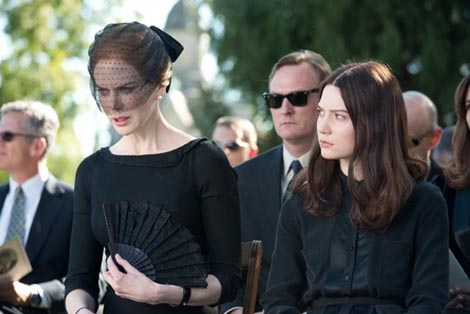 Stoker, red. Chan-wook Park