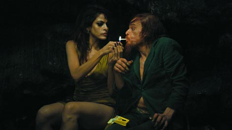 Sveti motori (Holy Motors), red. Leos Carax