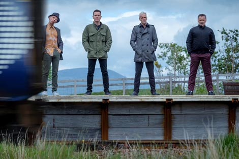 Trainspotting 2 (T2 Trainspotting), red. Danny Boyle