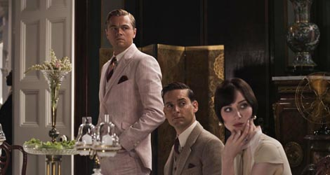 Veliki Gatsby (The Great Gatsby), red. Buz Luhrmann