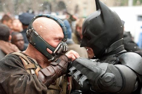 Vitez tame: Povratak (The Dark Knight Rises), red. Christopher Nolan