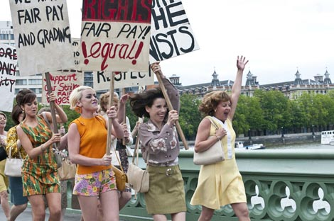 Ženska prava hoću (Made in Dagenham), red. Nigel Cole